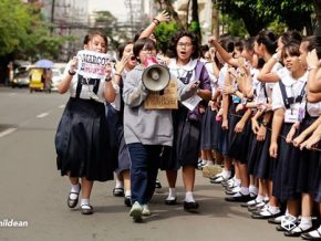 Pinay student activist is one of TIME's 30 Most Influential Teens of 2017