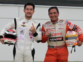Filipino Race Car Duo Finishes Second at the FIA Asia Auto Gymkhana Championships in Taoyuan, Taiwan