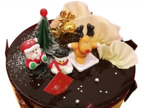 PROMO: Christmas Cakes by Pâtisserie BEBE Rouge