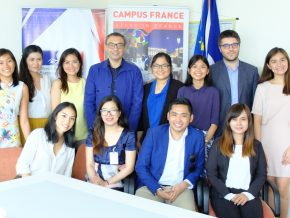 French Embassy launches scholarship program for Filipinos for A.Y. 2018-2019