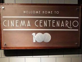 Cinema Centenario is Maginhawa's new indie-film spot
