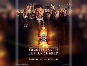Celebrate Success With Chivas Regal