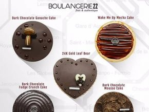 Boulangerie22's Anniversary Promo
