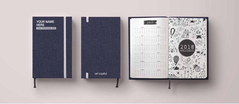 More Planners And Journals To Check Out In 2018 Philippine Primer