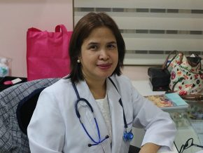 Medical Professionals in Manila: Dr. Abygail L. Recio, Obstetrics and Gynecology