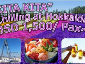 Travel to Hokkaido Japan through Attic Tours Phils., Inc!