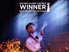 Filipina animator wins Golden Globe for 'Coco'