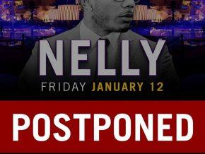 Nelly at Cove Manila postponed