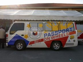 DFA launches Passport on Wheels in NCR