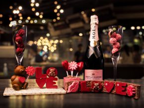 Valentine's Day Romance at City of Dreams Manila