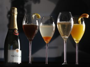 Luxe Champagne Thursdays at the Mireio Terrace in Raffles Makati