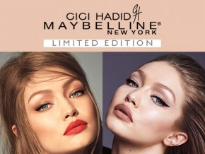 Gigi Hadid x Maybelline Collection Takes Over Asia