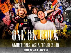 Win Tickets to ONE OK ROCK in Manila 2018!