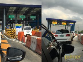 Skyway opens new toll plazas; commuters, drivers not impressed