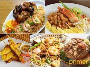 5 Must-Try Thai Restaurants in Metro Manila