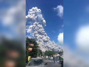 PHILVOLCS raises Mayon to Alert Level 4