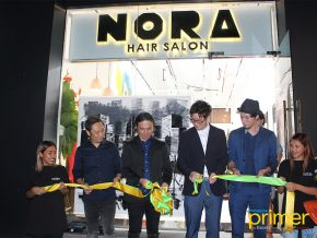 Pamper yourself at NORA Hair Salon and win a freebie from Ramen Kuroda!