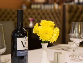 Have a special Italian date at Prego this Valentine's Day