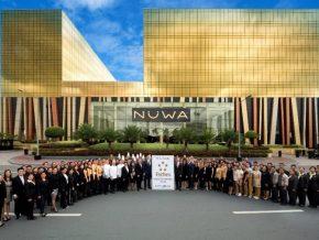 NÜWA at City of Dreams Manila receives Forbes Five-Star Award