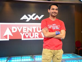 AXN Philippines launches new travel show 'Adventure Your Way'