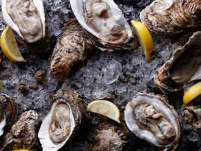 Oysters Galore at The Fireplace in AG New World Manila Bay