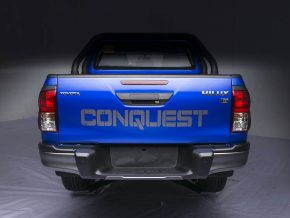Conquer more roads with the new Hilux Conquest