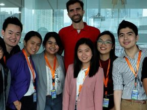 Lazada sends students to Indonesia HQ for e-commerce workshop