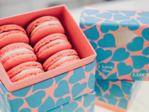 Ladurée Valentine's Boxes are the perfect sweet treat this Valentine's Day