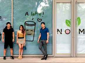 Nomi Matcha: Fueling the dreamers of BGC