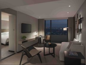 Spend Sweet February Stays at New World Makati Hotel