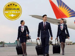 PAL earns 4-star rating, eyes 5 stars in 2020