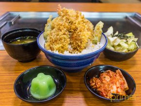 New at Dohtonbori: Lunch Sets that will fill you up!
