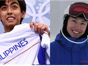 Two Filipino athletes to compete in 2018 Winter Olympics