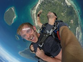 5 Skydiving Spots in the Philippines