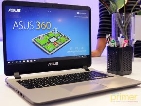 How to be productive even in traffic: ASUS X407 and X507