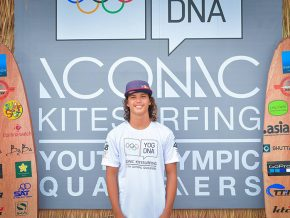 Boracay Kiteboarder Christian Tio Advances to 2018 Summer Youth Olympics