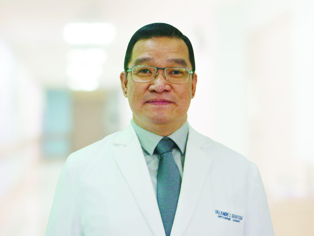 Medical Professionals in Manila: Dr  Orlando S  Serafico, Orthopedic