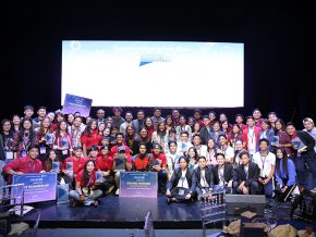 Globe myBusiness ProjectEd Awards Night: How Learning Is Boosted Through Technology