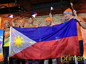 Epitome of resilience and bravery: Filipino runner heads to the North Pole