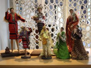 Festival Mall marks HERoic Women's Month with dolls exhibit