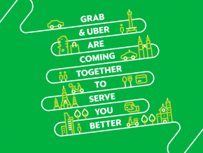 Grab, Uber set to merge this April 8