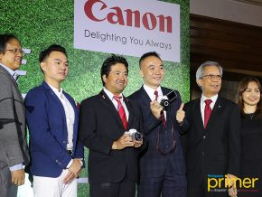 Canon Philippines releases its new DSLRs, Mirrorless, and Digital Cameras