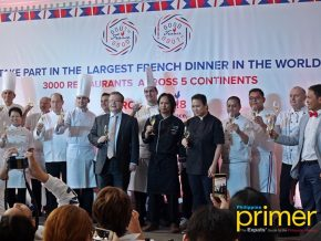 18 Chefs in the Philippines join Goût de France / Good France 2018