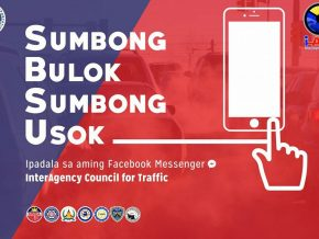 DOTr launches chatbot hotline for traffic complaints