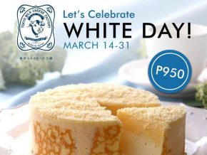 Tokyo Milk Cheese Factory celebrates 'White Day' with a sweet and cheesy treat