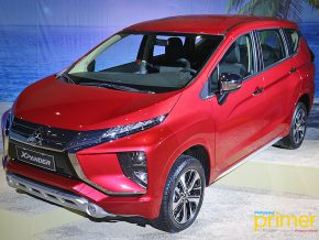 Mitsubishi Motors releases The XPander in the PH