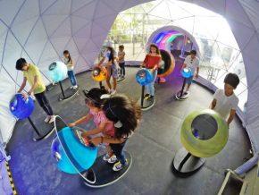 Space Adventure: The Mind Museum's New Exhibit is Now Open!