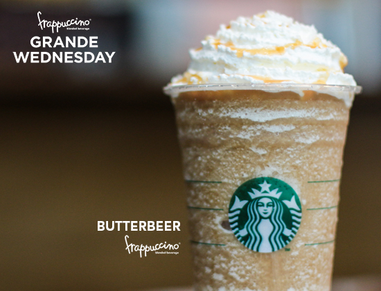 P100 Starbucks Frap Every Wednesday Of May Philippine Primer