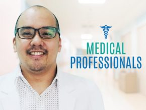 Medical Professionals in Manila: Dr. Terrence Depaynos