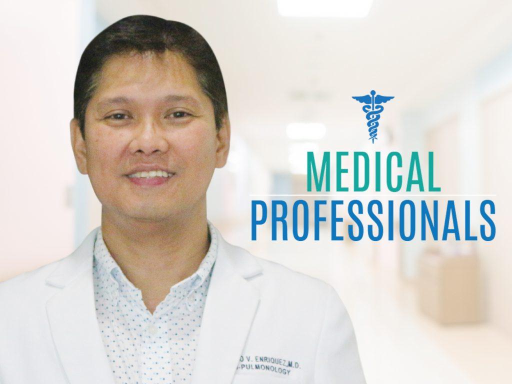 Medical Professionals in Manila: Dr  Danilo Enriquez | Philippine Primer